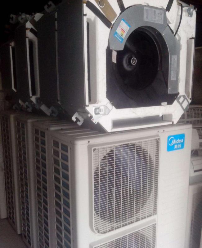东莞南万江二手5P柜机空调出售