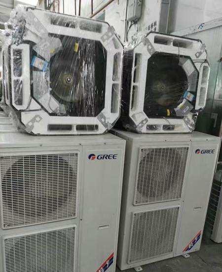 东莞石排二手5P柜机空调出售